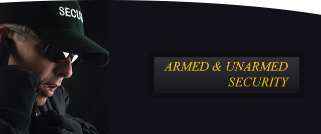 Armed & Unarmed Security